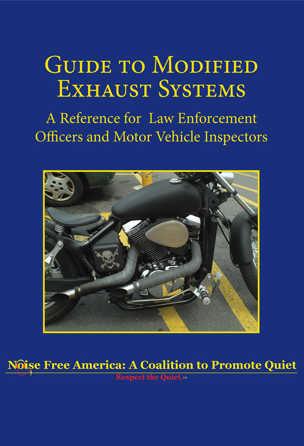Motorcycles - Noise Free America: A Coalition to Promote Quiet